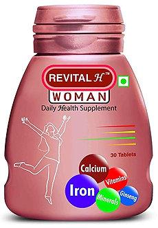 Tablets - Pink  REVITAL H    30g