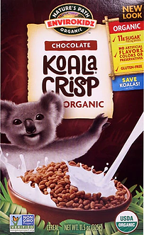 Envirokidz Organic Koala Crisp - Cocoa NATURE'S PATH   11.5oz