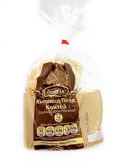 Pocket Pita Bread - Small ZORBAS    12pcs