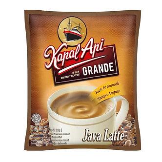 Java Latte 10's  KAPAL API  200g