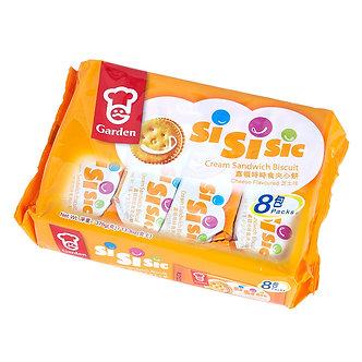 Cream Sandwich Biscuit- 8 Pack  GARDEN   394g