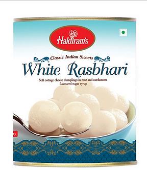 White Rasbhari HALDIRAM'S   340g