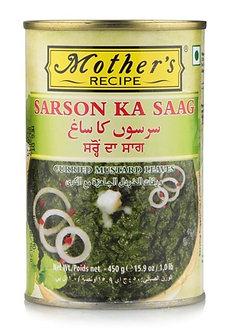 Sarson Ka Saag MOTHER'S    450g