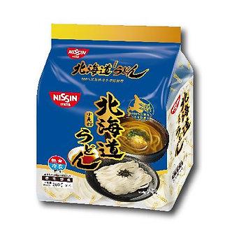 Frozen Hokkaido Wheat Flour Udon  NISSIN   800g