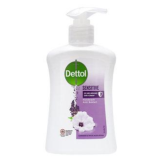 Sensitive Handwash  DETTOL   245g