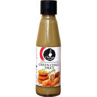 Green Chilli Sauce CHING'S SECRET   190g