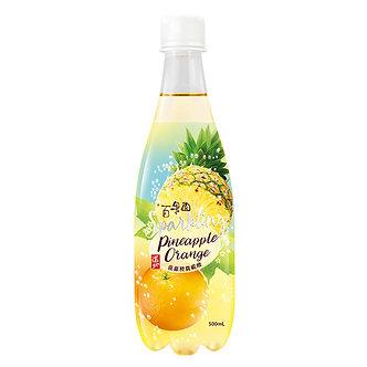 Sparkling Pineapple Orange TAO TI   500ml