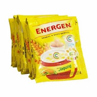 Jagung 10's ENERGEN    250g