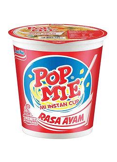 Pop Mie Rasa Ayam INDOMIE   75g