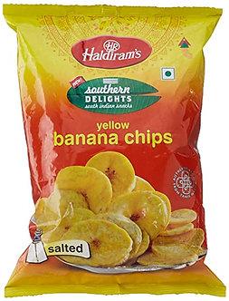 Yellow Banana Chips HALDIRAM'S   180g