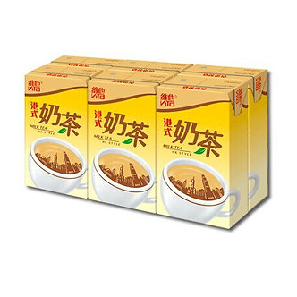 HK Style Milk Tea x6 VITA     250mlx6