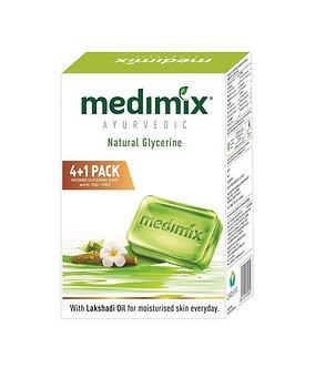 Natural Glycerin Soap Pack  MEDIMIX    625g