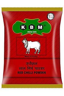Red Chilli Powder  KBM   500g