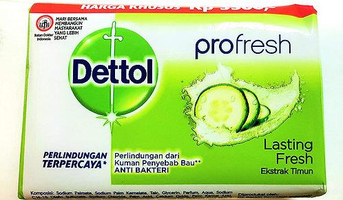 Profresh - Lasting Fresh (5 pcs)  DETTOL   105g