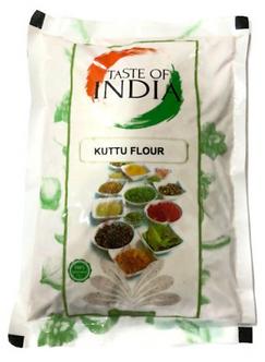 Kuttu Flour  TASTE OF INDIA  500g
