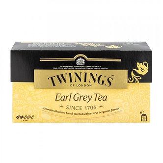 Earl Grey Tea TWINNINGS    25'S