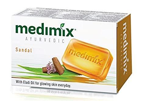 Sandal Bar Soap  MEDIMIX    125g