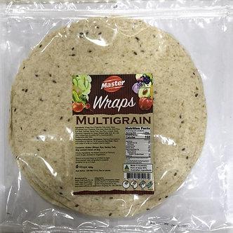 Mutligrain Wraps  MASTER    400g