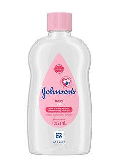 Baby Oil  JOHNSON'S   125ml