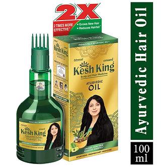 Ayurvedic Oil  KESH KING    100ml