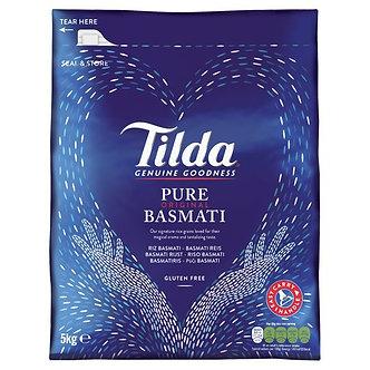 Pure Original Basmati Rice TILDA   5kg