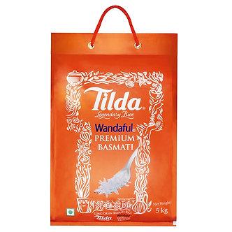 Wandaful Basmati Rice TILDA    5kg