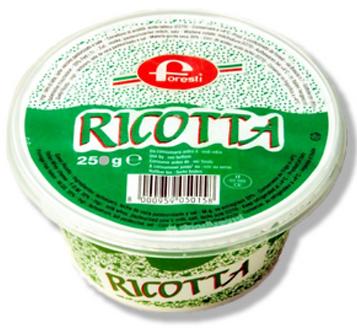 Foresti Ricotta Cheese    250g