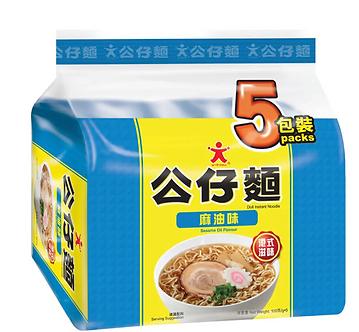 Sesame Oil Flavour Noodles DOLL    500g