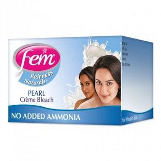 Pearl Creme Bleach  FEM    24g