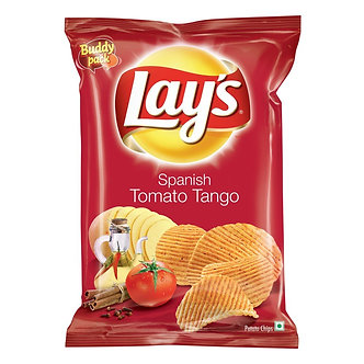 Flirty Tomato Tango  LAY'S    52g