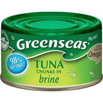 Tuna Chunk in Brine GREENSEAS   95g