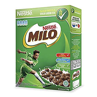 MILO Cereal NESTLE   170g