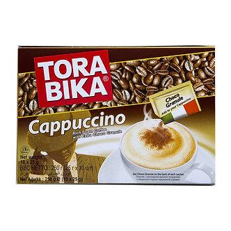 Cappuccino 10's TORA BIKA   250g
