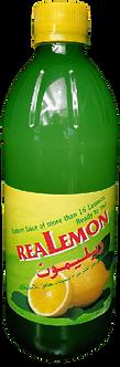 Real Lemon Juice   500ml