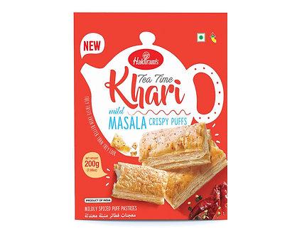 Tea Time Khari Mild Masala HALDIRAM'S    200g