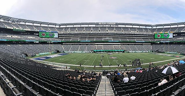 It all starts and ends at MetLife. The 2