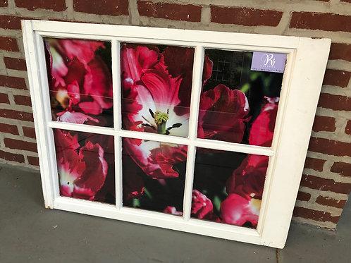"""34.50"""" x 26.50"""" Window Art"""