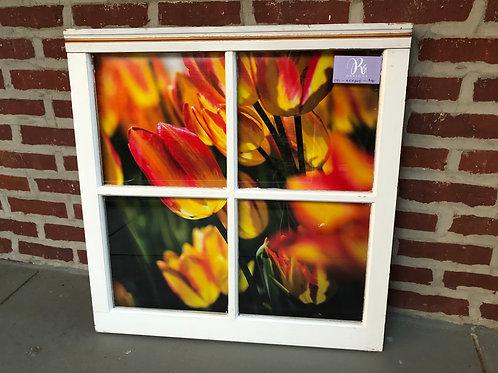 """19.50"""" x 24.50"""" Window Art"""