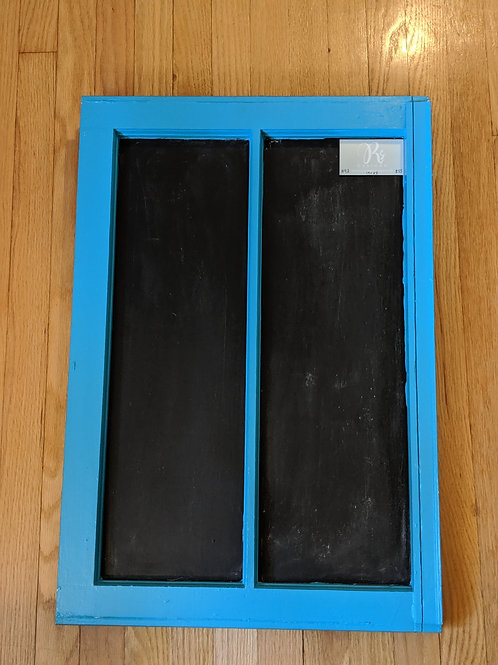 "21"" x 23"" Chalkboard Frame"