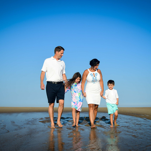 Fenwick Island Family Session