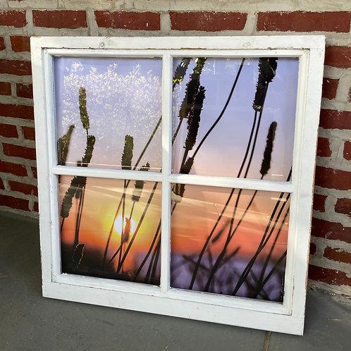 """26.50"""" x 27.00"""" Window Art"""