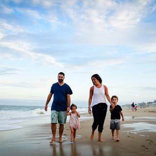 Bethany Beach Family Session