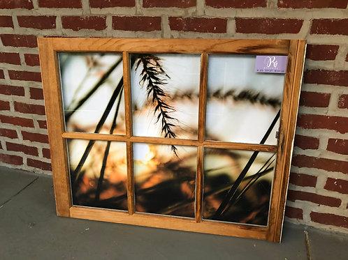 """32.00"""" x 27.00"""" Window Art"""