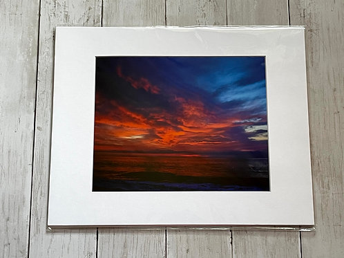 Bethany Beach Sunrise | 8x10