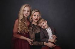 Варя, Ольга и Кирилл