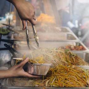 Food Vendor Application