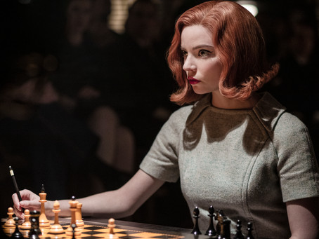 The Queen's Gambit and the Rise of Chess