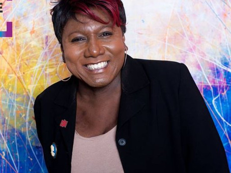 It's #LGBTQHistoryMonth! Let's make sure it's as #intersectional as possible! #MonicaRoberts