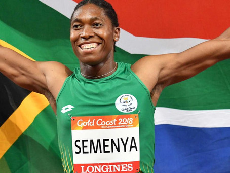 Happy #LGBTQHistoryMonth! Let's make sure it's as #intersectional as possible. #CasterSemenya