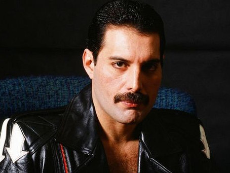 Happy #LGBTQHistoryMonth! Let's make sure it's as #intersectional as possible! #FreddieMercury